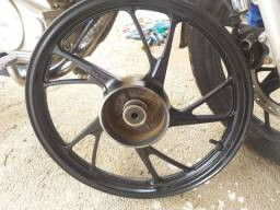 Roda de moto titan160 pe de galilha