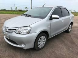 Toyota etios xs 1.5 2017