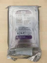 HD WD Purple 1TB novo