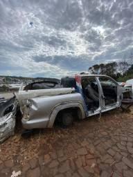 Sucata para retirada de peças- VW Amarok 2013