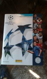 Álbum de figurinhas Uefa Champions League temporada 2012/13 Panini