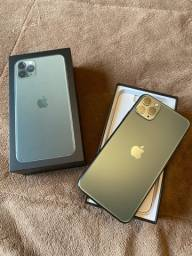 iPhone 11 Pro Max 256GB Verde-meia-noite