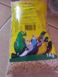 Mix para calopsita periquito e outras aves