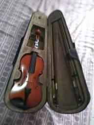 Violino para crianças (iniciantes) vendo ou troco.