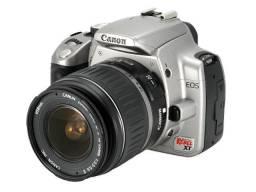 Câmera Canon EOS 350D Digital Rebel XT