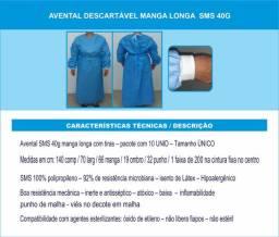Avental hospital SMS