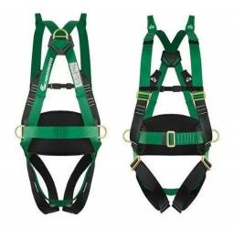 Cinto de segurança tipo paraquedista com talabarte lacrado R$ 150