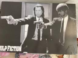 Quadro de parede Pulp Fiction - BARBADA