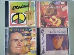 4 CDS ORIGINAIS