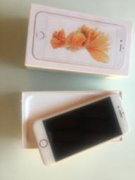 IPhone 6s Rose Completo