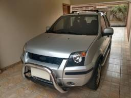 Ford EcoSport XLS 1.6 Prata Completo
