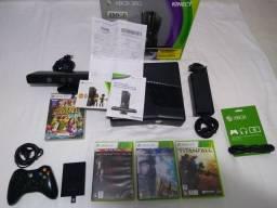 Xbox slim completo!! 250gigas (aceito cartão consulte)