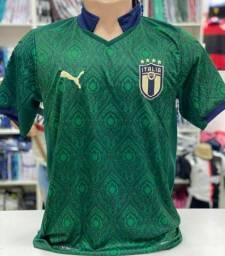 Camisa da Itália Puma Modelos 2020