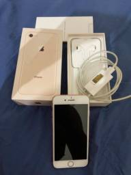 Iphone 8, 256g memória