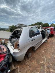 Sucata para retirada de peças- Fiat Palio 2006