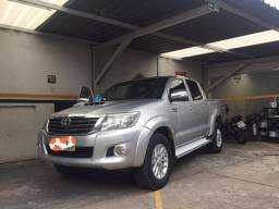 Hilux srv 3.0 at 12/12 oportunidade