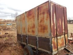 Carreta agricola para trator usada. Barretos s.p