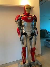 Armadura Homem de Ferro Iron Man Mark47