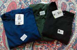 Camisas Masculinas Uv