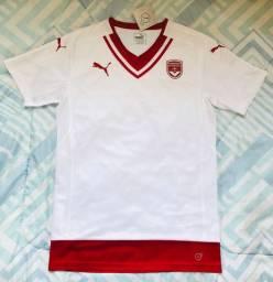 Camisa Bordeaux