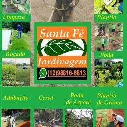 Jardineiro Jardinagem jardins manutenção limpeza grama