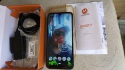 """Moto E6 Plus, 32GB, Dual Chip Android Pie 9.0 Tela 6.1"""" 4G , na caixa, Original"""