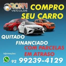 Civic Corolla Cruze Fusion - Compro Quitado Já Financiado