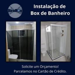 Venda e instalação de box para banheiro!