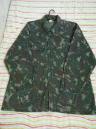 Camisa militar masculino