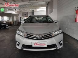Toyota/ Corolla XEI 2.0 - 2014/2015 - Flex - Prata