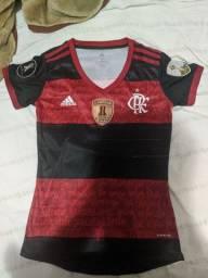 Camisa feminina Flamengo 2020