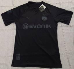 Camisa Do Borussia Dortmund Temp 2020 Modelo III Original Importada