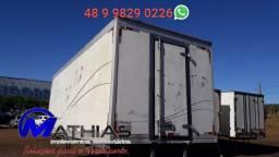 Camara gancheira toco 6.50 transportes de carne no gancho Mathias Implementos