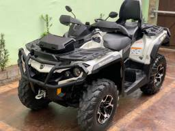 Quadriciclo max outlander 1000cc Limited