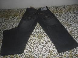 Calça masculina tamanho 36
