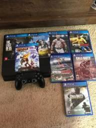 Vendo PS4 Slim 500 Gigas