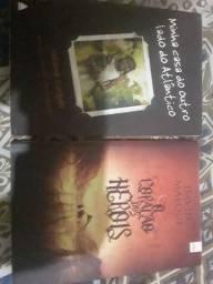 2 livros por apenas 50reais