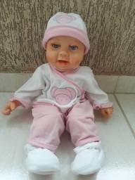 Boneca mi bebé saboroso original