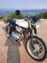 Ponteira Customer Royal Enfield Continental Interceptor 650