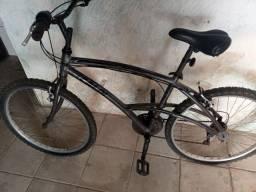 Bicicleta Caloi aro 26 21 marchas freio vbrak