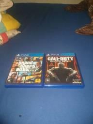 GTA V & CALL OF DUTY BLACK OPS III