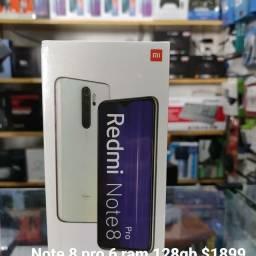 Xiaomi 8 pro 6 ram 128gb novos lacrados originais com garantia de 1 ano