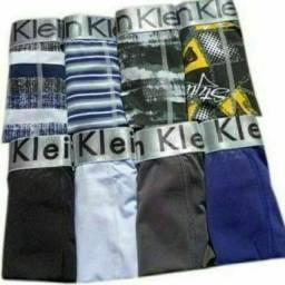 kit 10 cuecas cuecas boxer Calvin Klein