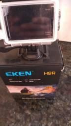 Câmera de ação Eken H9R zerada