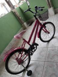 Bicicleta oxer aro 18(((sem uso)))
