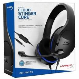 Headset Gamer HyperX Cloud Stinger Core PS4