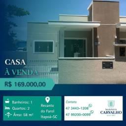 Casa à Venda em Itapoá/SC