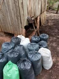 Esterco de ovelha adubo orgânico