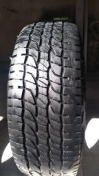 Pneus Michelin ltx force 265/65/17 70%borracha 4 unidades