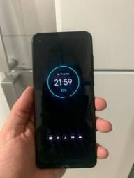 Motorola One Vision 128 GB Marrom Usado